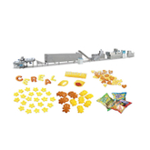 Corn puff mini snack factory machine