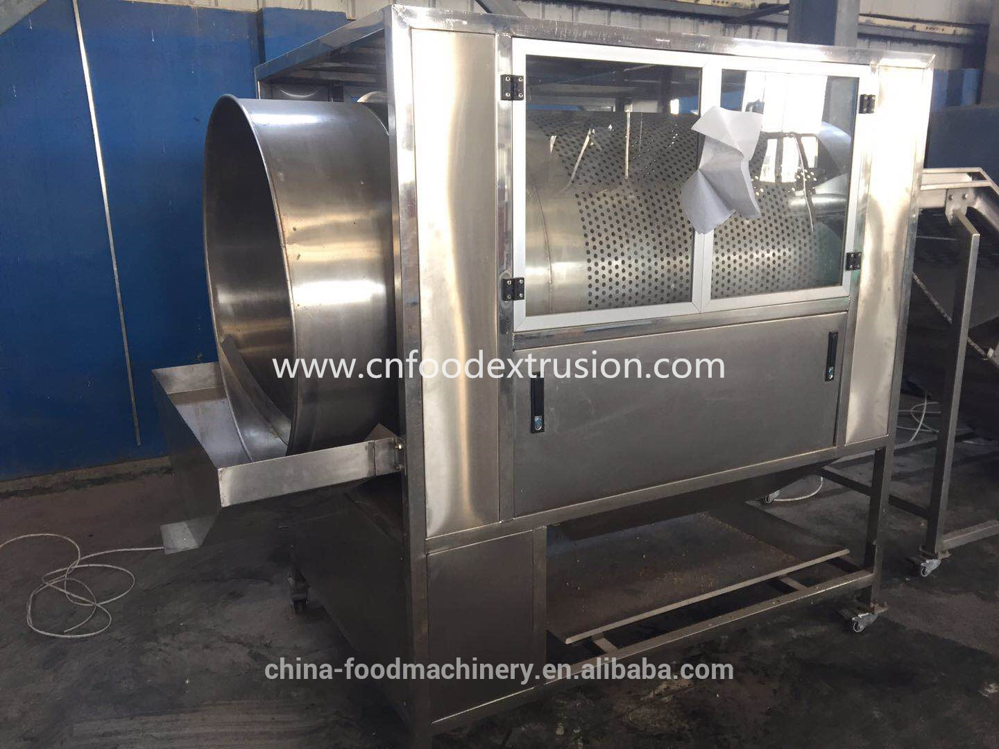 Hot Selling full automatic China popcorn machine with price