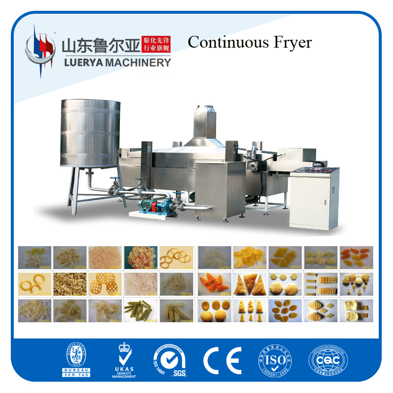 Low Temperature Plantain Chips Making Machine